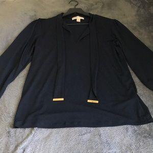 Michael Kors long sleeve blouse